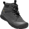 Keen Jasper Mid WP Shoes Youths Black/Raven